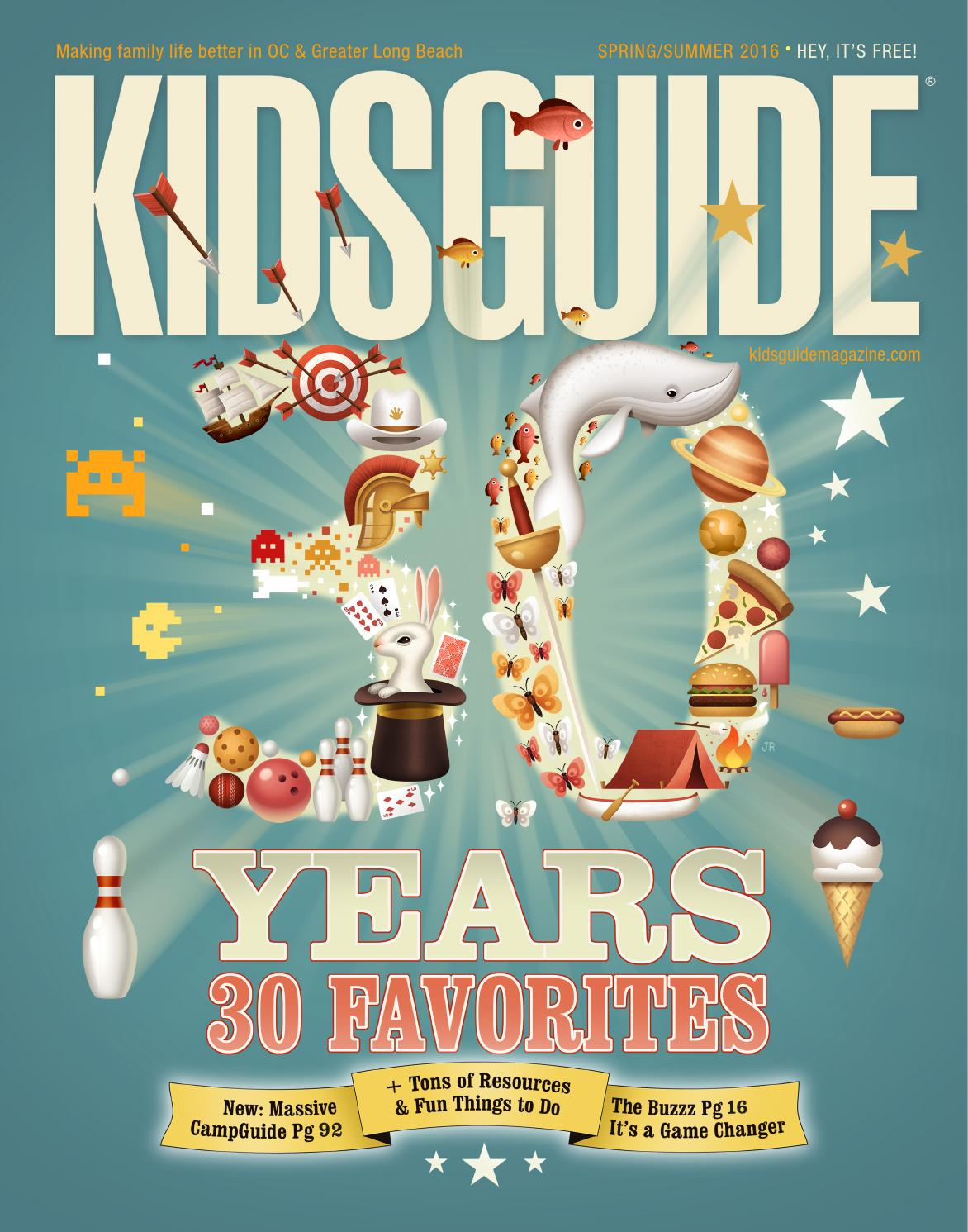 Kidsguide Spring/Summer 2016 by Kidsguide - issuu