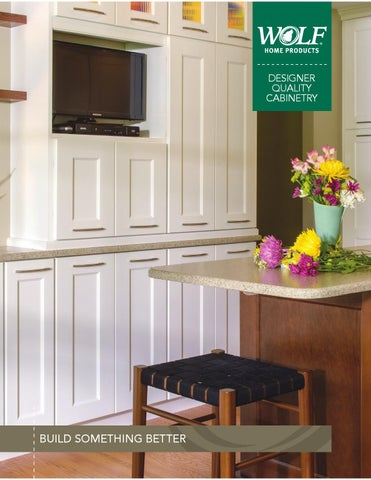 DESIGNER QUALITY CABINETRY