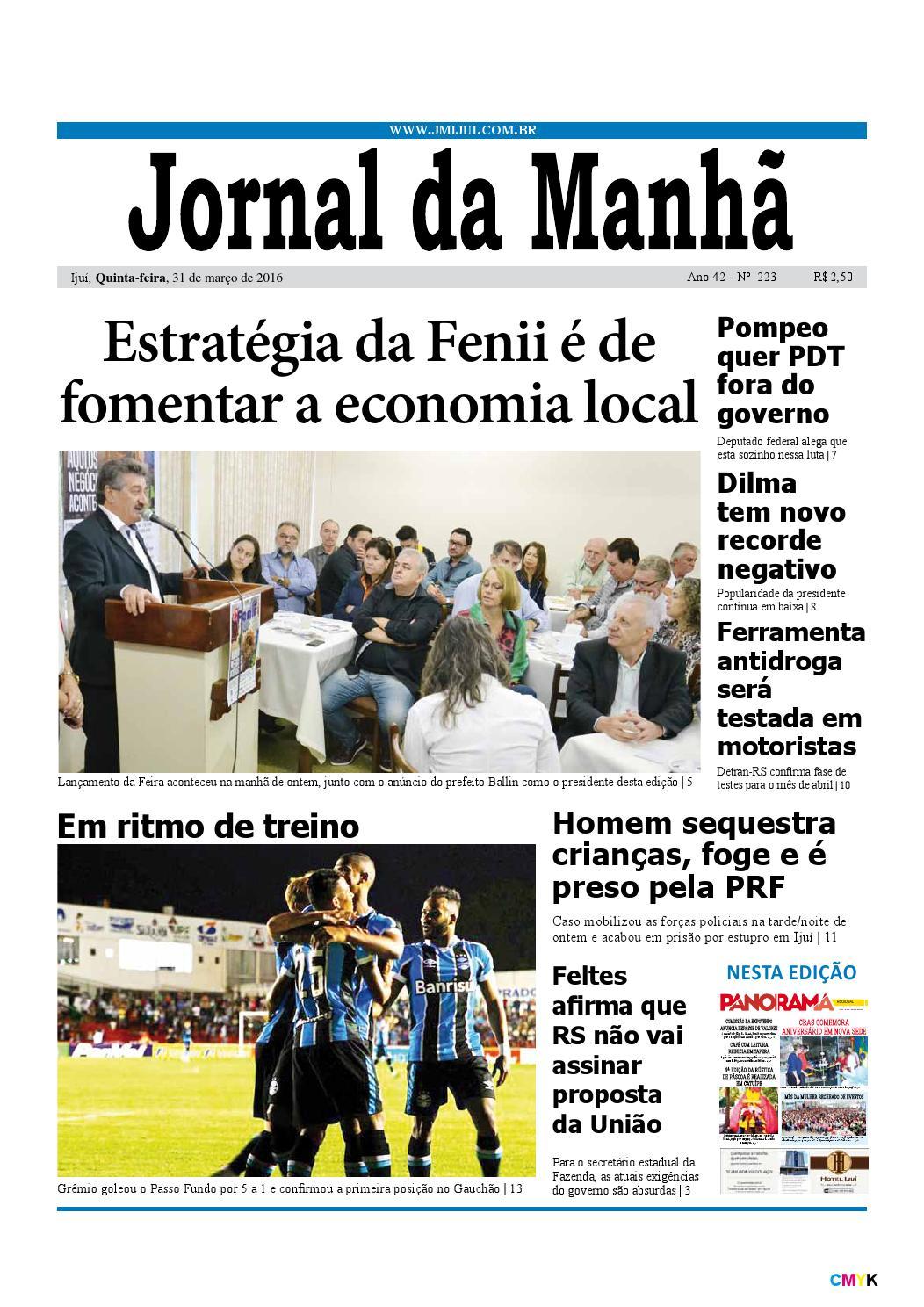 e0acc0ca57653 Sitepaginas by Jornal da Manhã Ijuí - issuu