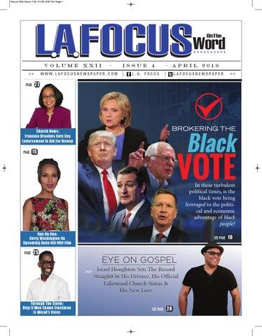 La Focus April 2016 Issue By La Focus Newspaper Issuu