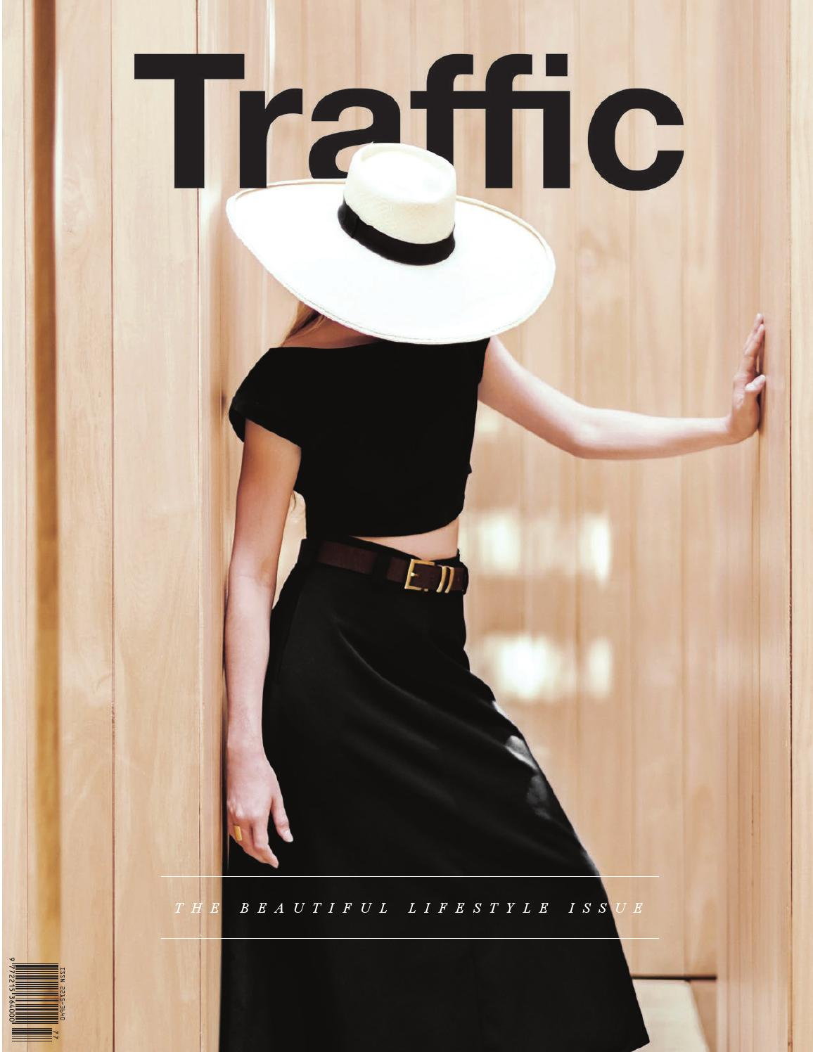 Traffic 17 The Beautiful Lifestyle Issue by Traffic Communications - issuu 62f3556371b16