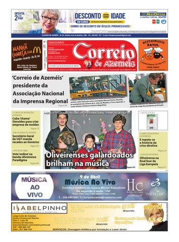 5 04 2016 by Correio de Azeméis - issuu 586bae361a53d