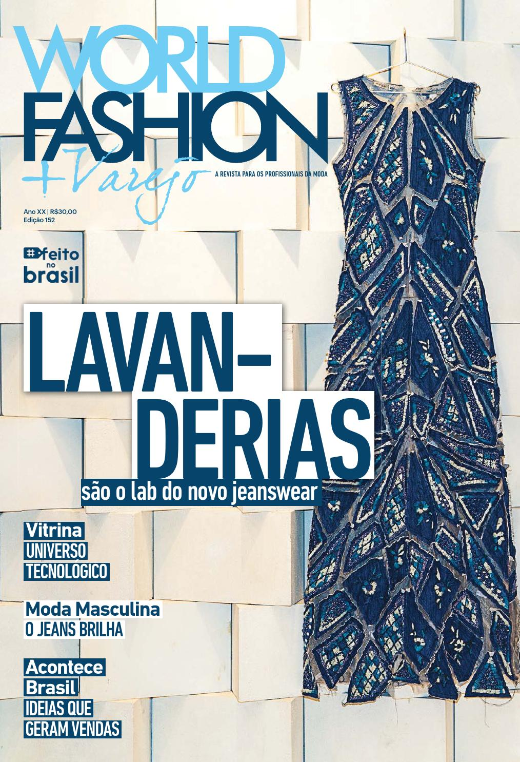WorldFashion edição 152 by World Fashion - issuu 43c8875712eb8