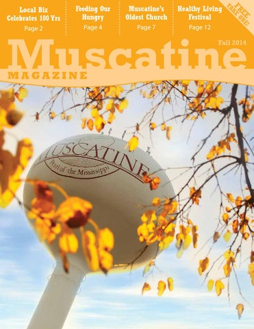 f69a5bdff MM Fall 2014 by Muscatine Magazine - issuu