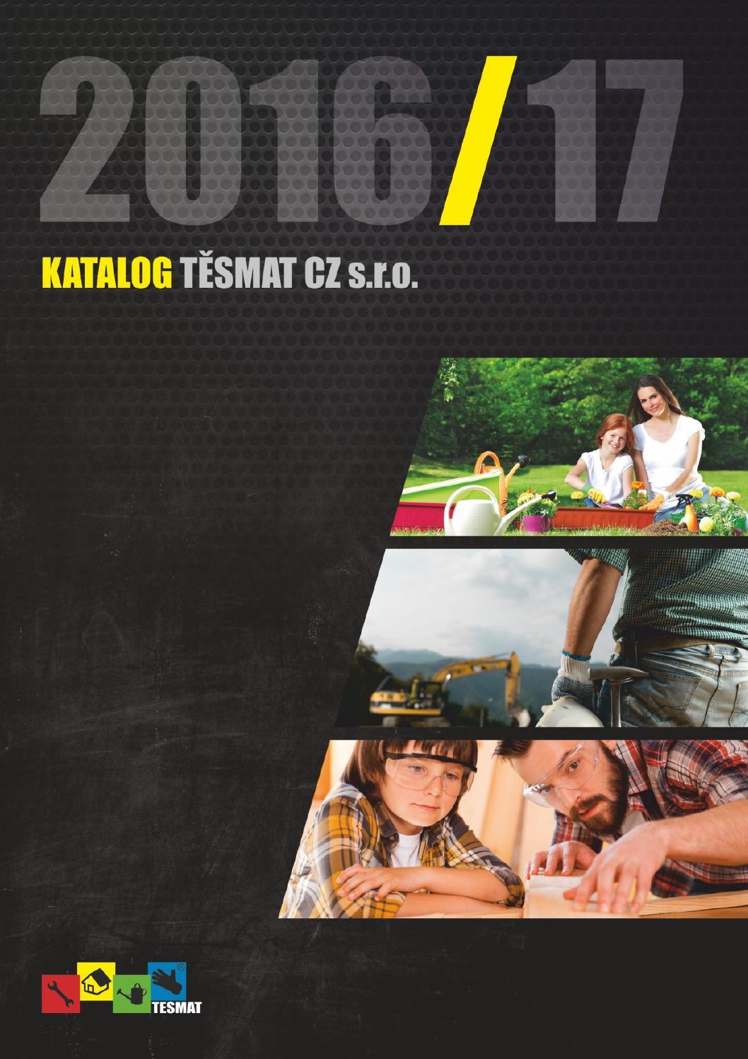 KATALOG TESMAT CZ s.r.o. 2016 17 by TĚSMAT CZ s.r.o. - issuu 629878d639