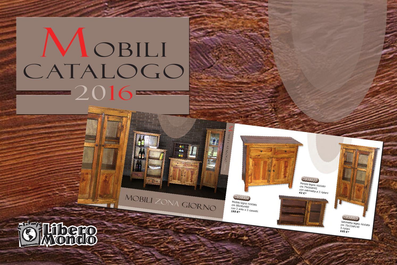 Mobili Con Legno Riciclato : Catalogo mobili e complementi di arredo legno riciclato by
