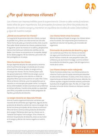 Dieta para diabeticos con dialisis peritoneal