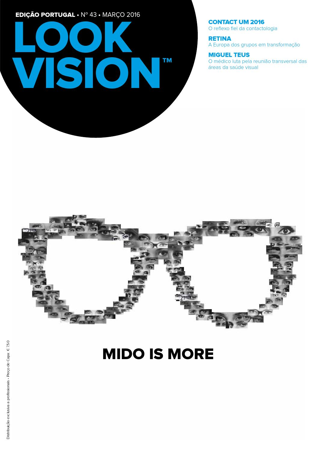 Lookvision43 issue by LookVision Portugal - issuu e384fe36c3