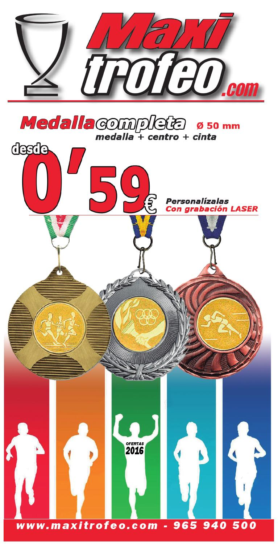 Catálogo Maxitrofeo 2016 By Maxi Trofeo Issuu