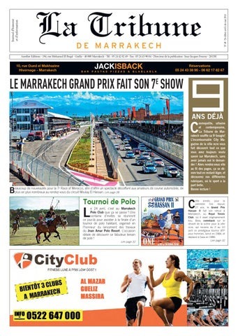 MM5 by La Tribune de Marrakech - issuu e378e816e8d