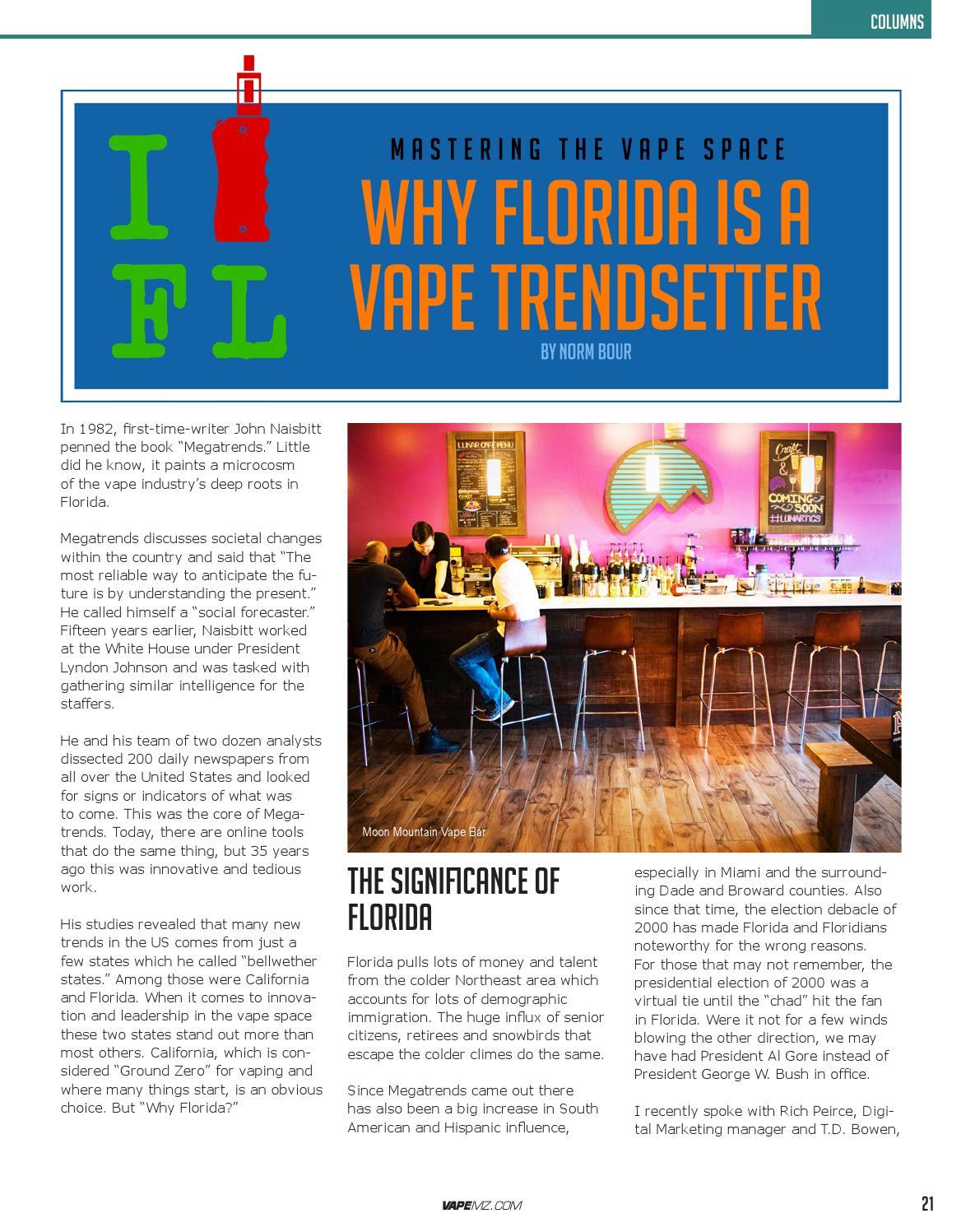VAPE Magazine April 2016 by Matt Schramel - issuu