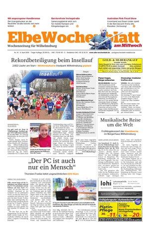 Wilhelmsburg KW14-2016 by Elbe Wochenblatt Verlagsgesellschaft mbH ...