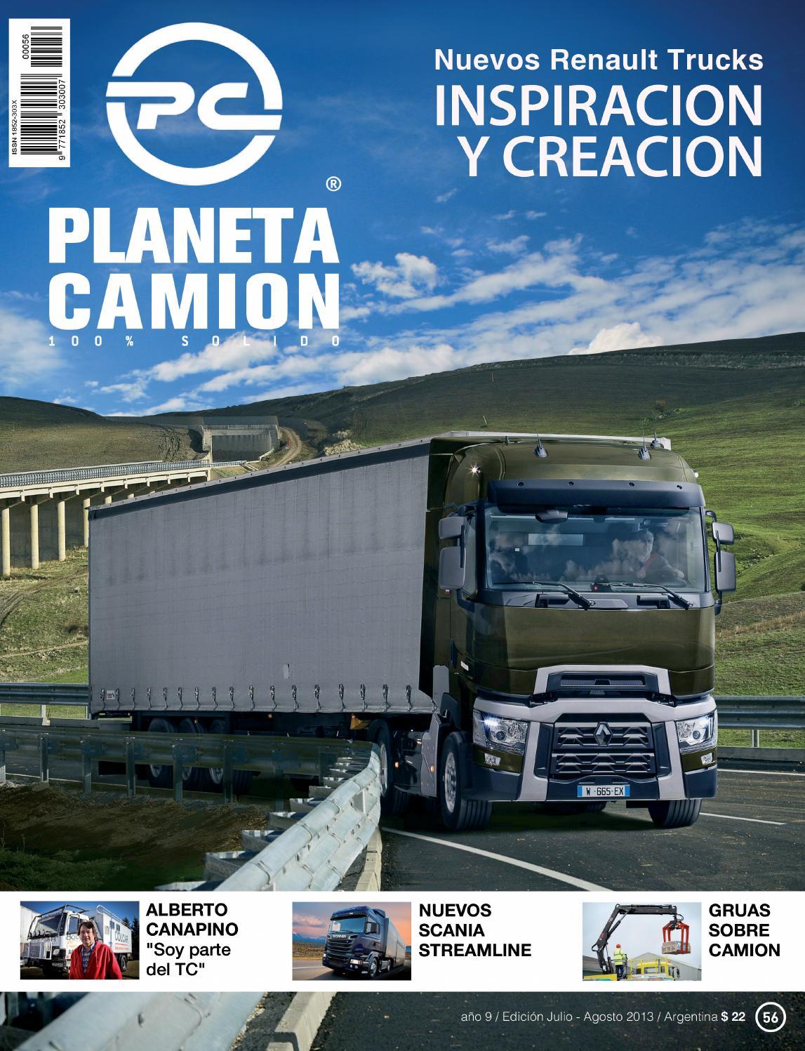 Planeta camión revista nº63 by Planeta Camión - issuu
