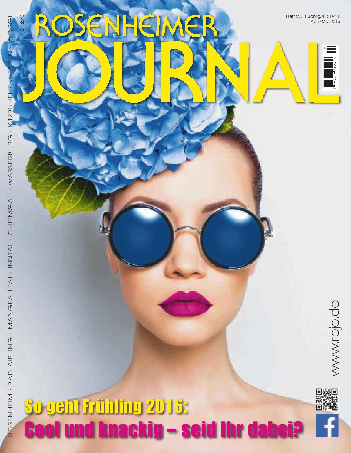 Rosenheimer Journal April Mai 2016 By Rosenheimer Journal Issuu