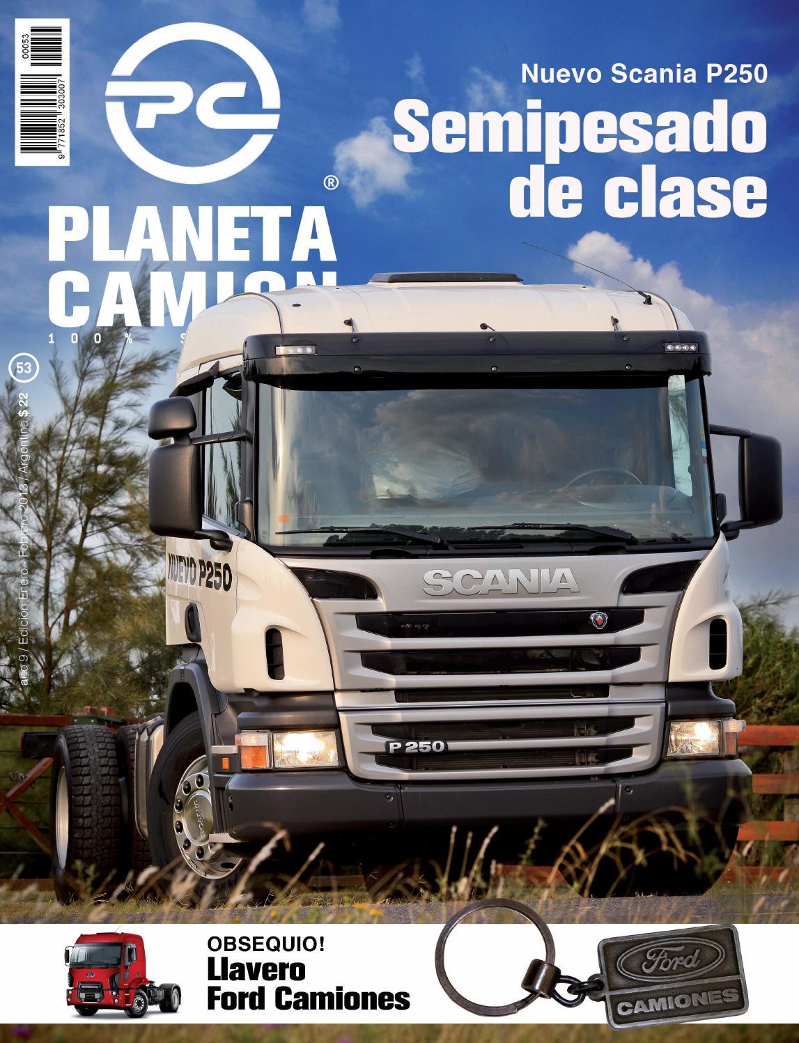 Planeta camión revista nº53 by Planeta Camión - issuu