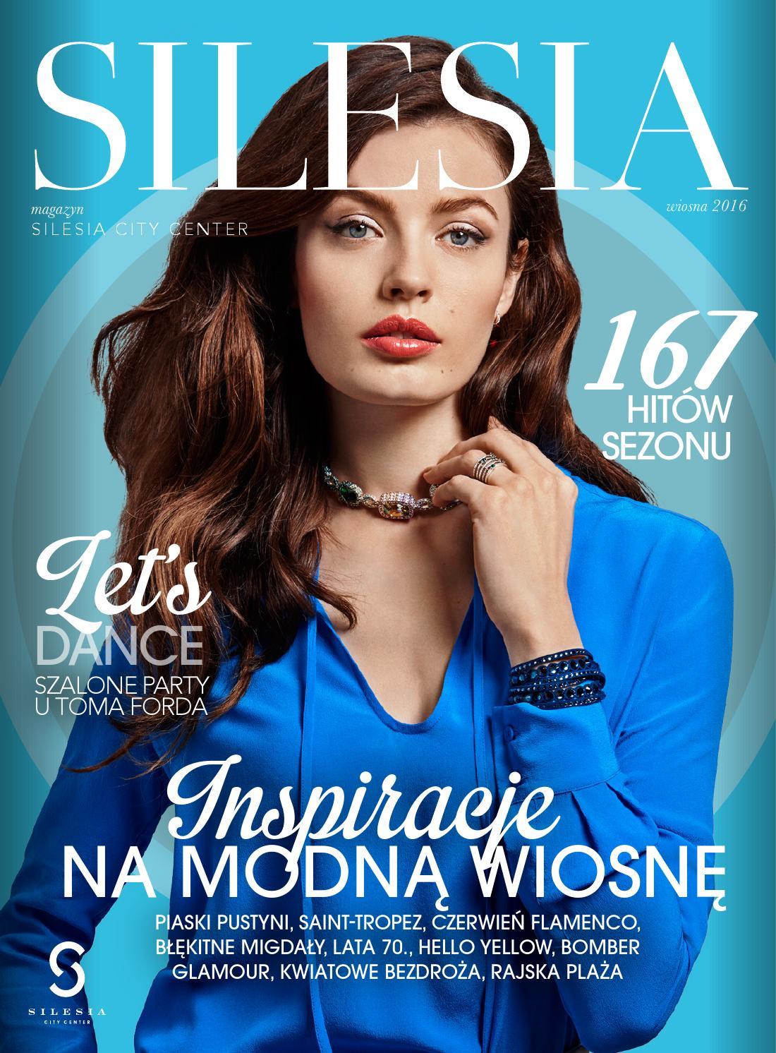 fef621b6d0f036 SILESIA wiosna 2016 by POLA Design - issuu