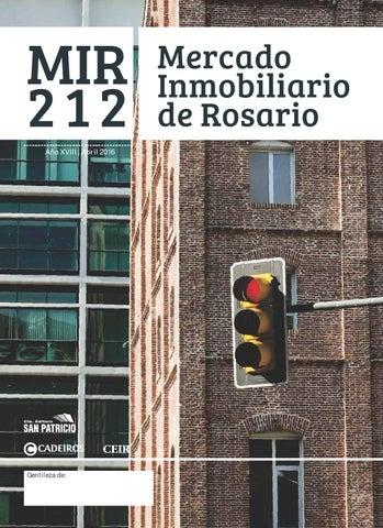 a02d3f2540f0 Mercado Inmobiliario de Rosario 212 by Editorial San Patricio - issuu