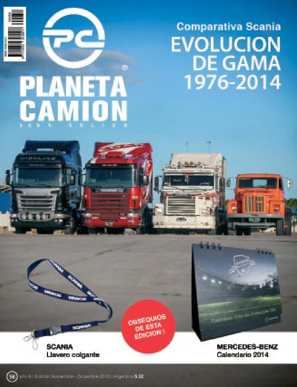 Planeta camión revista nº58 by Planeta Camión - issuu