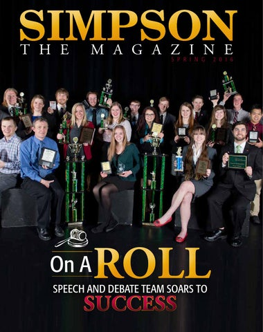 2016 Spring Magazine By Simpson College Issuu