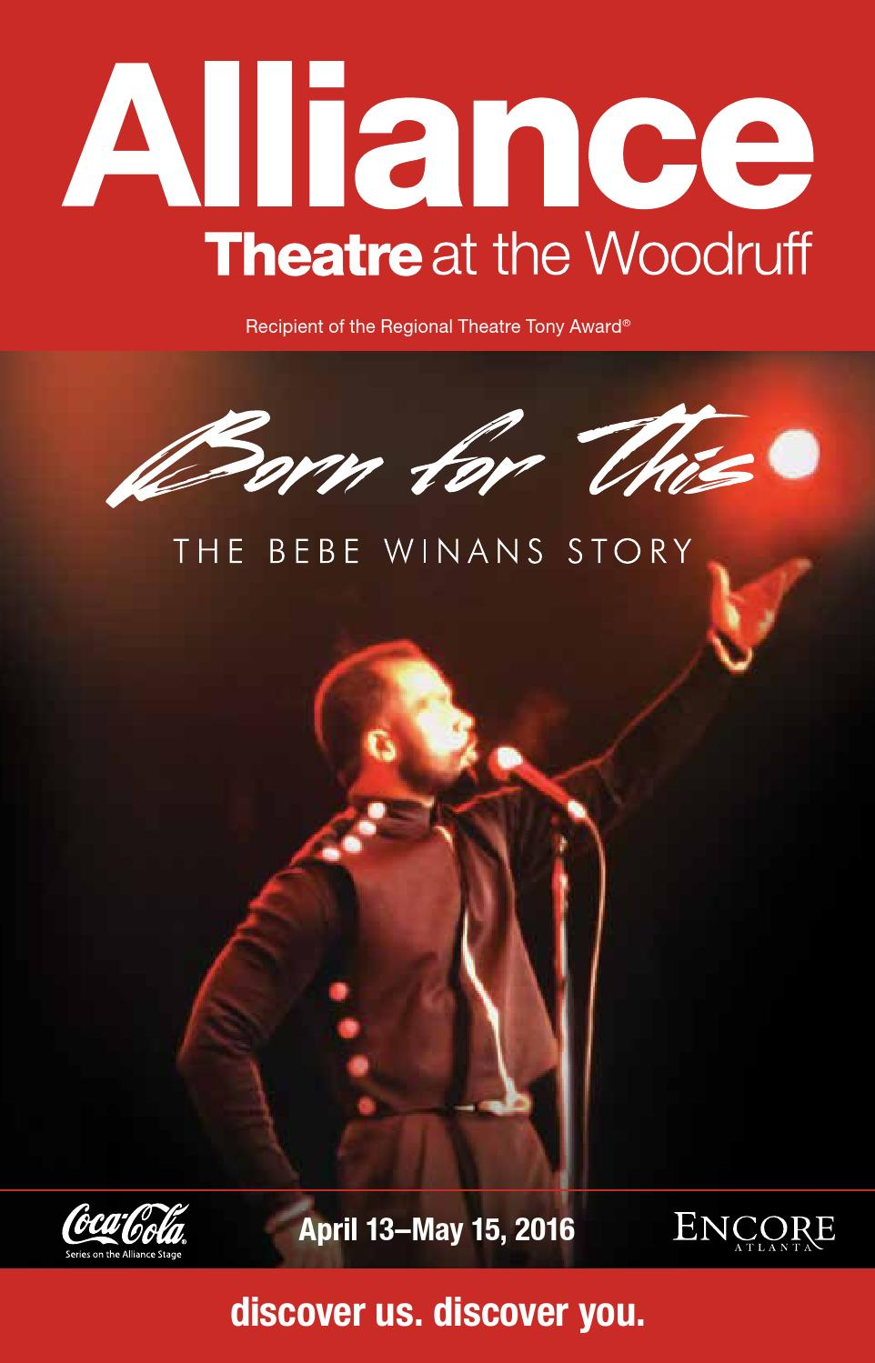 'Born for This: The BeBe Winans Story' at the Alliance Theatre by Encore  Atlanta - issuu