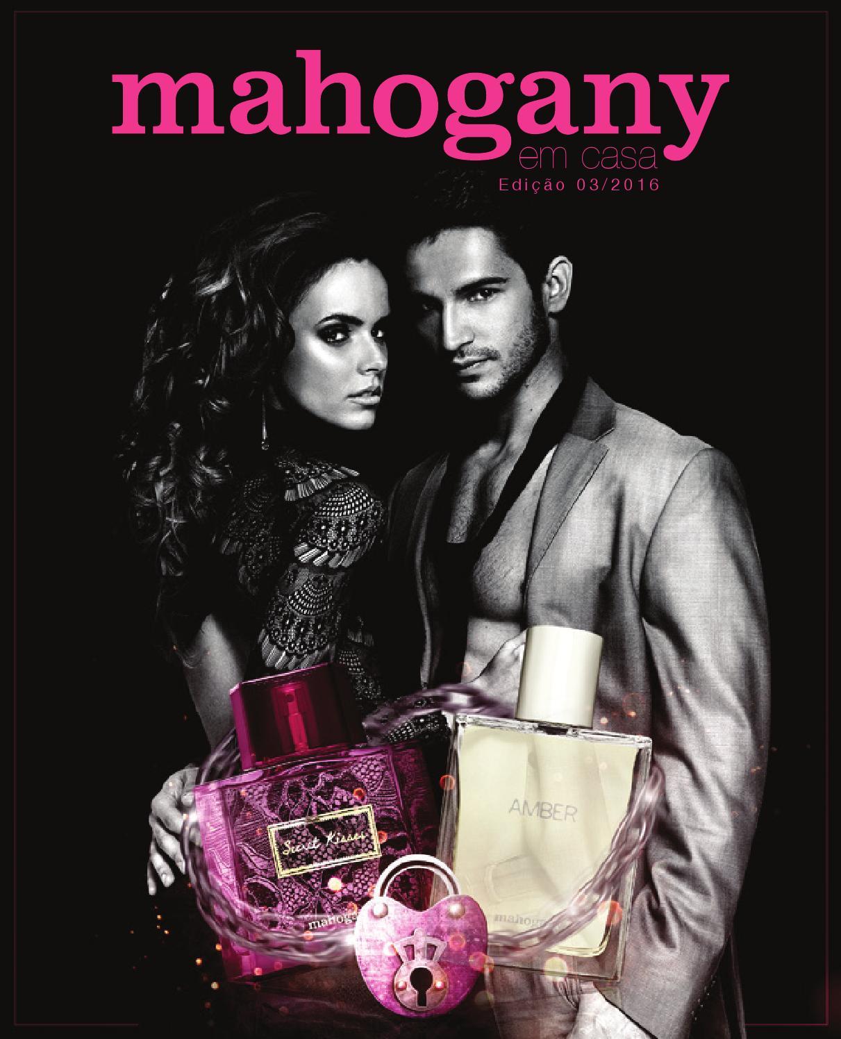708cc7435 Mahogany - Catálogo Mahogany em Casa (Edição 03 2016) by Mahogany Cosméticos  - issuu
