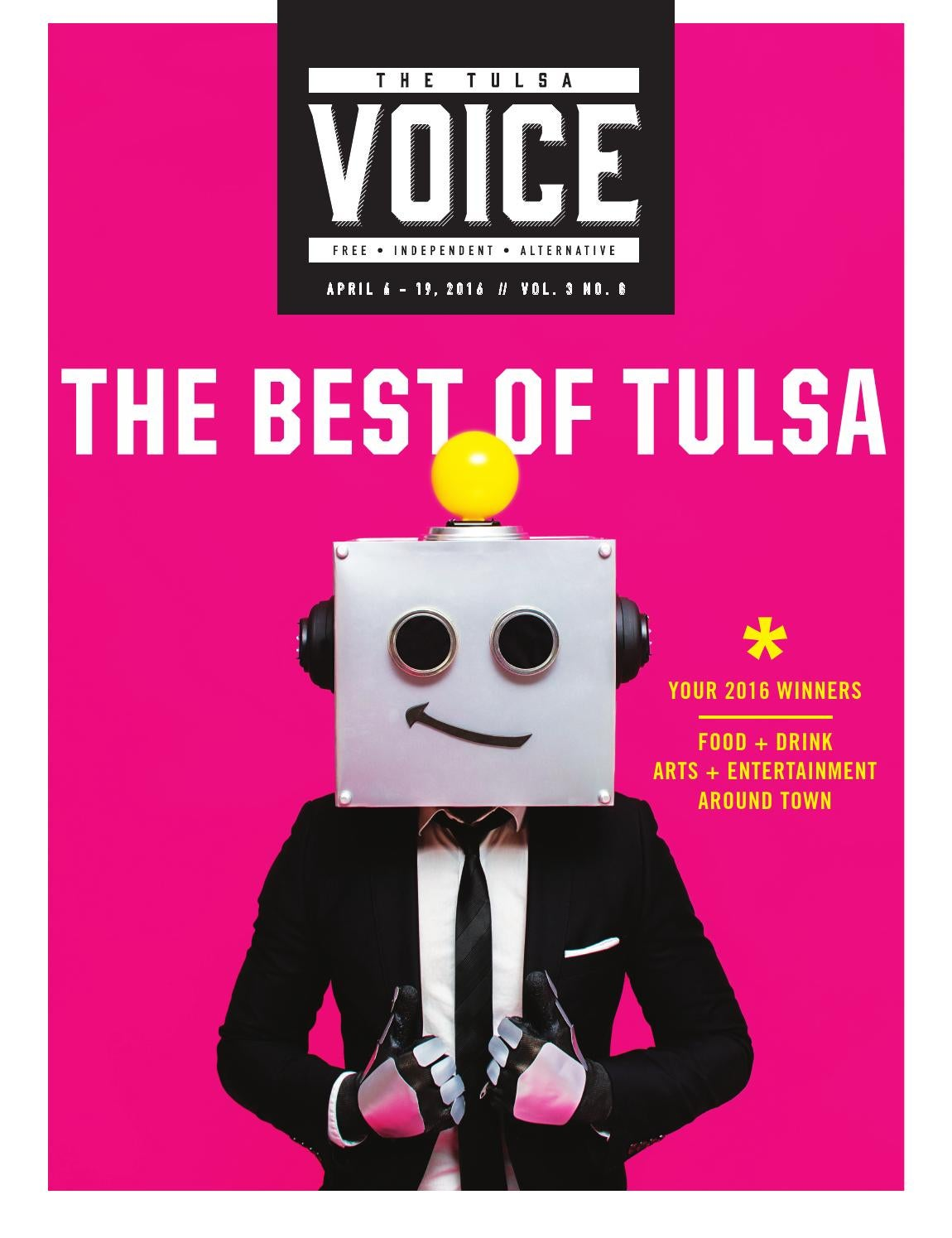 3 No 8 By The Tulsa Voice