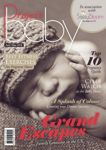 c4c8595d00fcc Project Baby April/May 2016 by Project Baby/Rascals Of London - issuu