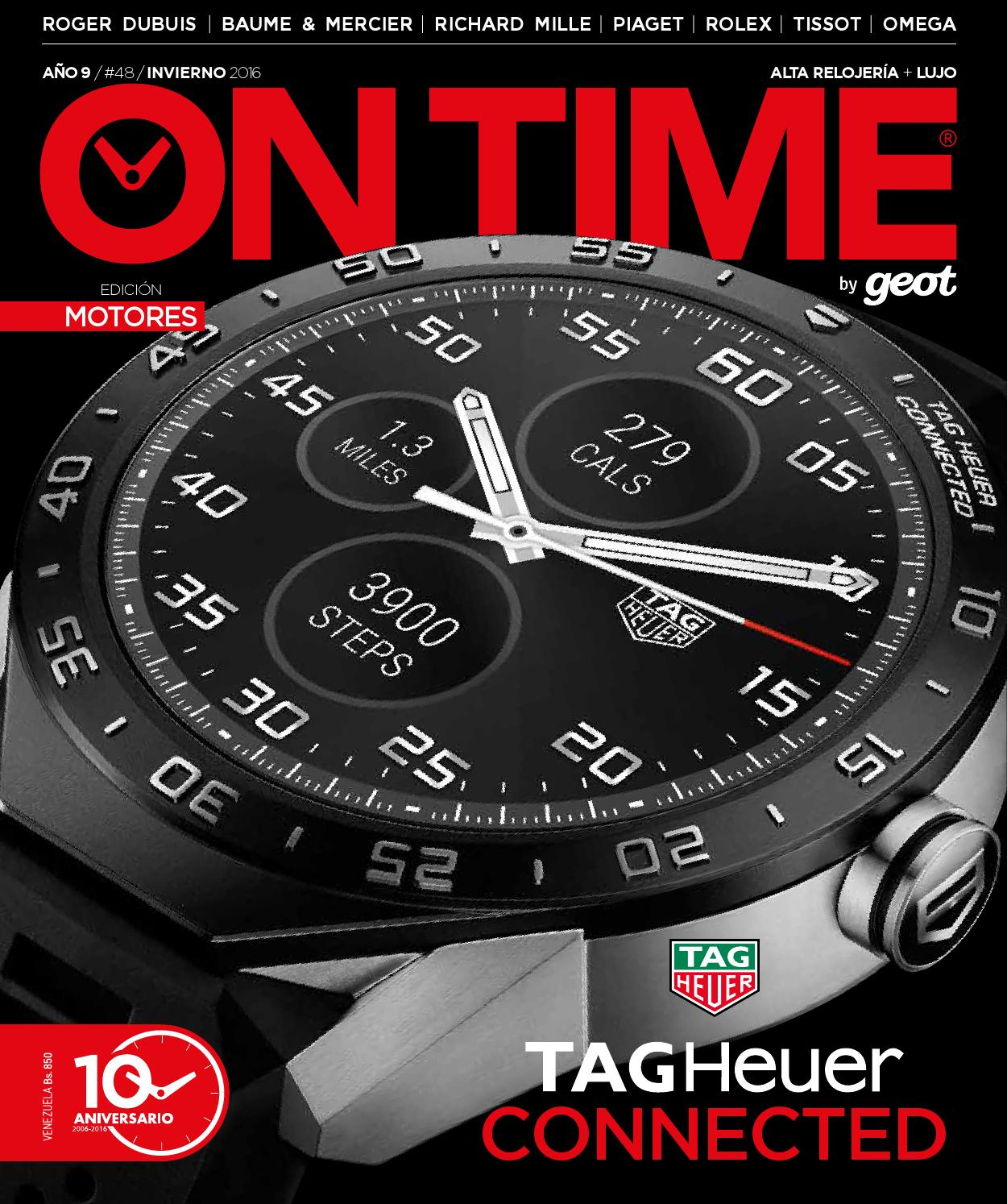 81b6e733fee ON TIME Invierno 2016 by Geot  Grupo Editorial On Time  - issuu