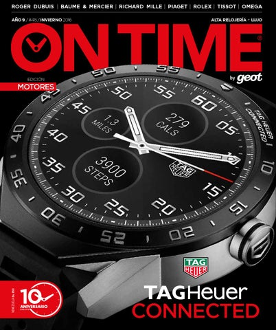 f62eca6789f ON TIME Invierno 2016 by Geot  Grupo Editorial On Time  - issuu