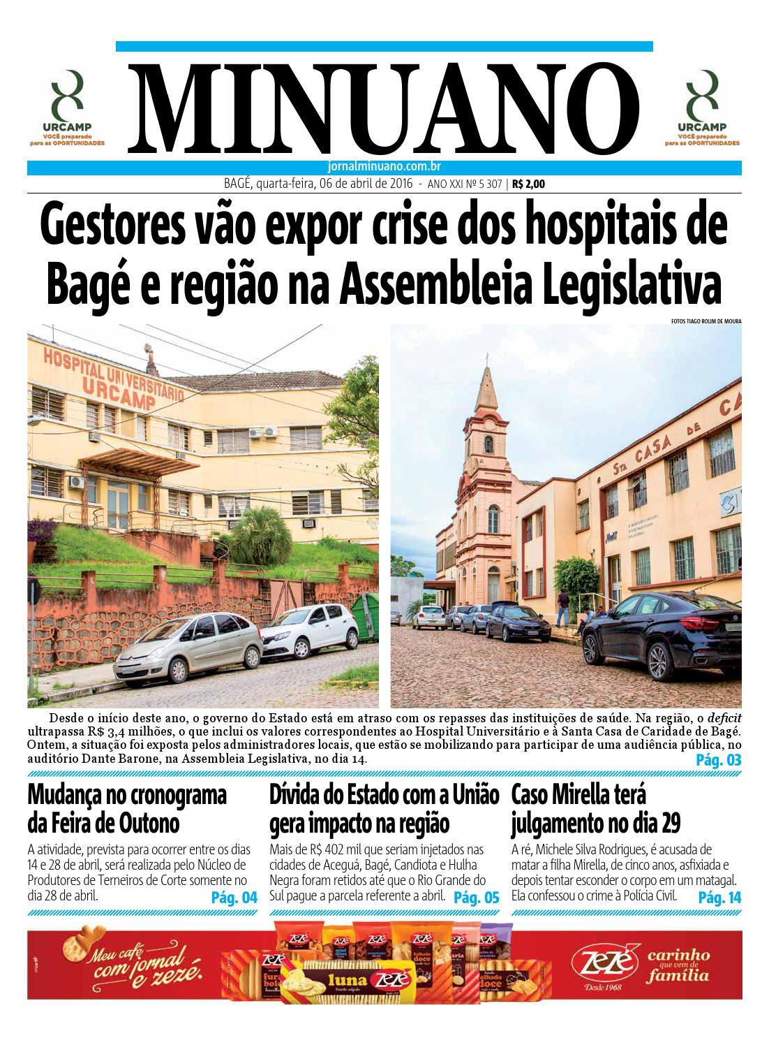 20160406 by Jornal Minuano - issuu 7f3e9f931d314