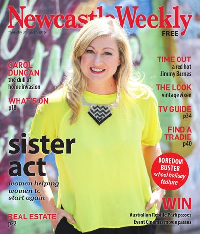 3d749797e6 31 March 2016 - Newcastle Weekly Magazine by Newcastle Weekly ...