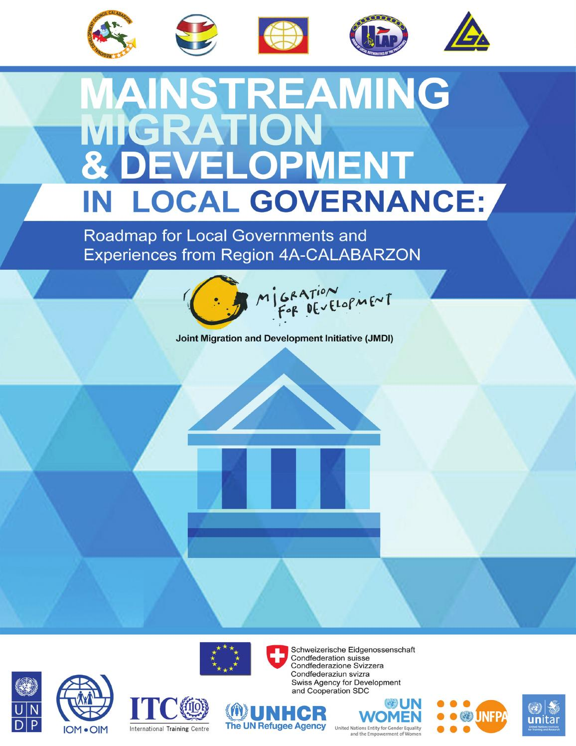mainstreaming migration and development in local