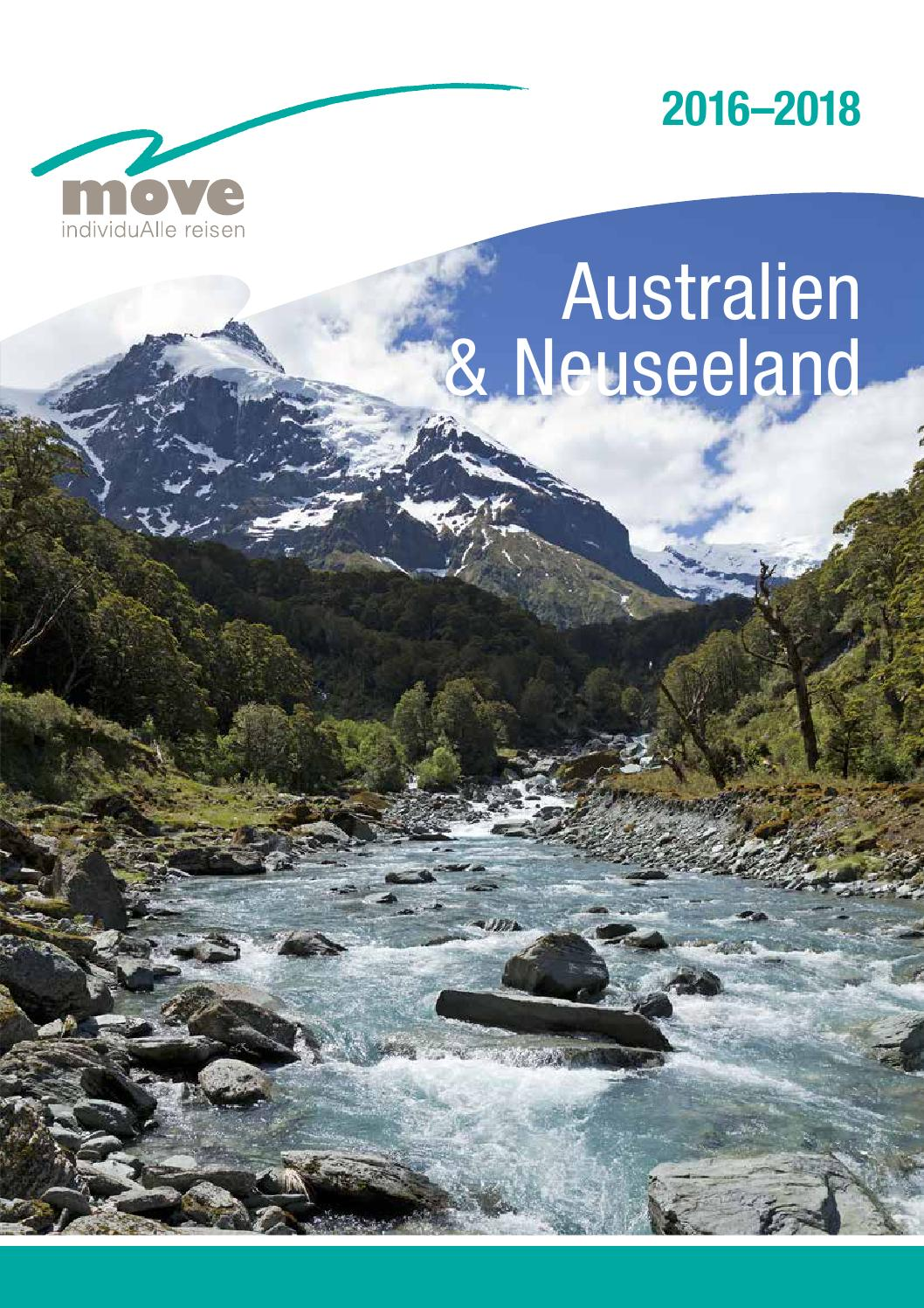 Destination Australia and New Zealand 2016-17 by Move Reisen by ...