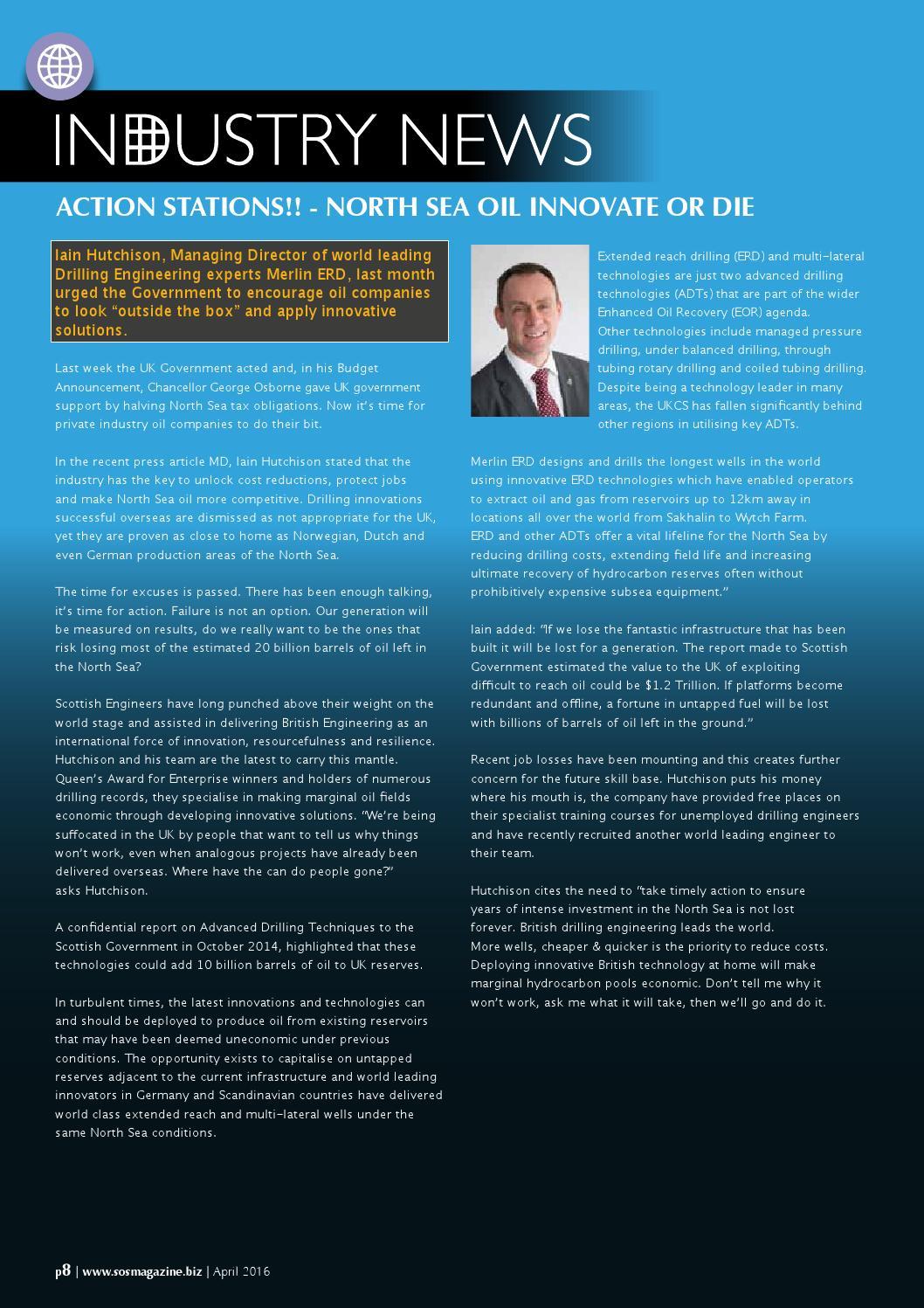 Subsea & Offshore Magazine April 2016 by sosmagazine biz - issuu