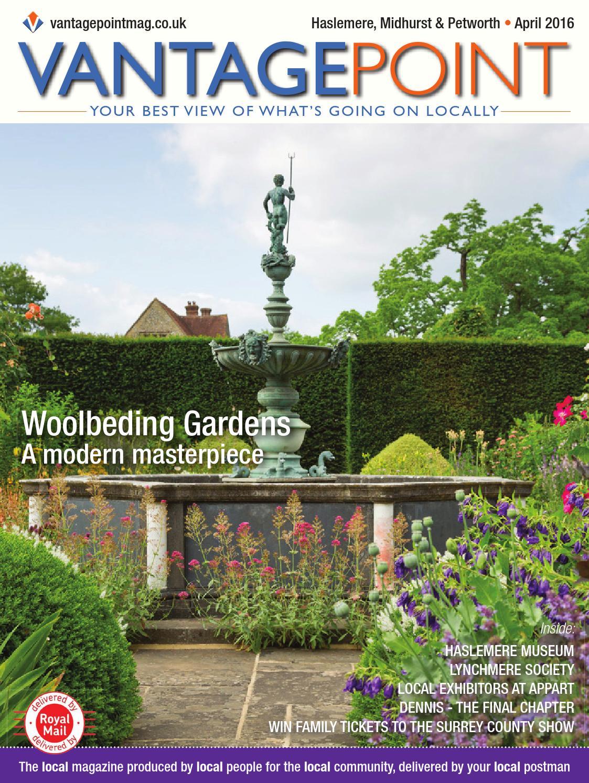 3d950d68f349 VantagePoint Magazine April 2016 - Haslemere, Midhurst & Petworth by ...