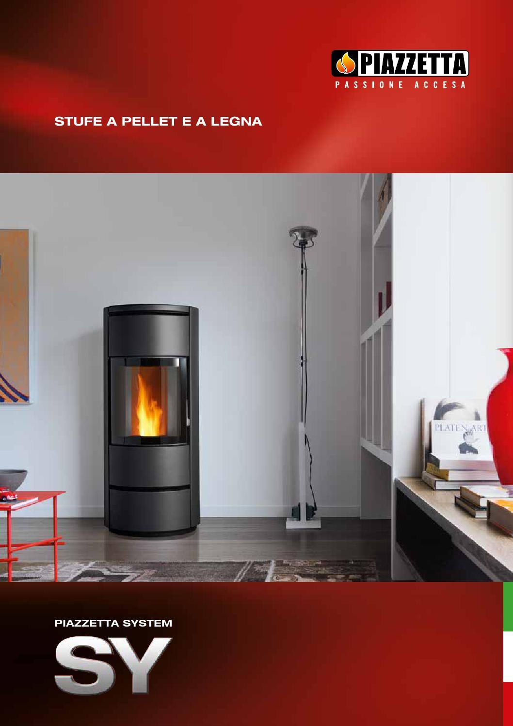 Piazzetta stufe 2015 by idea studio caminetti issuu - Stufe a legna piazzetta ...