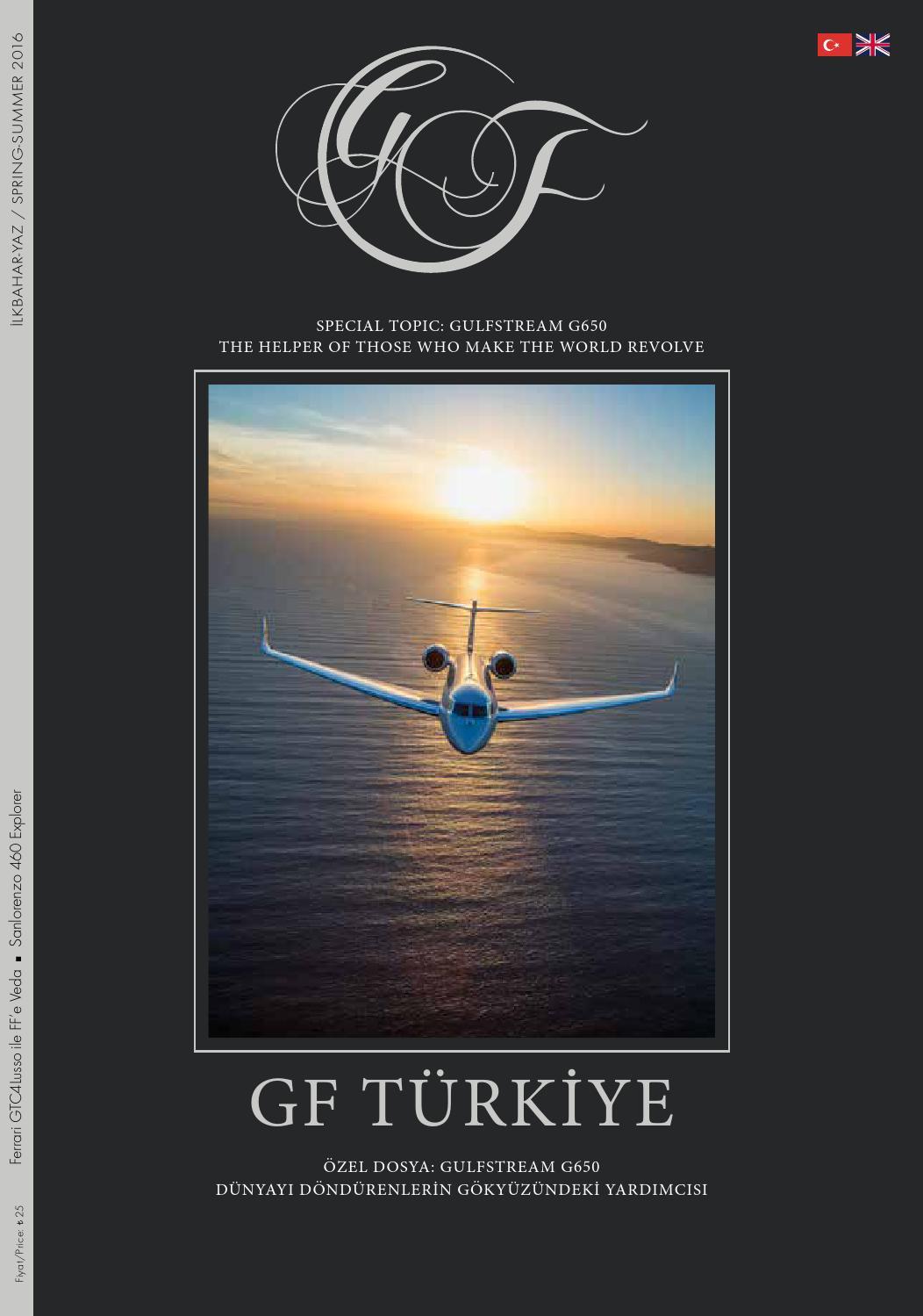 Gf Türkiye For Connaisseurs Spring Summer 2016 By Gf Luxury Issuu