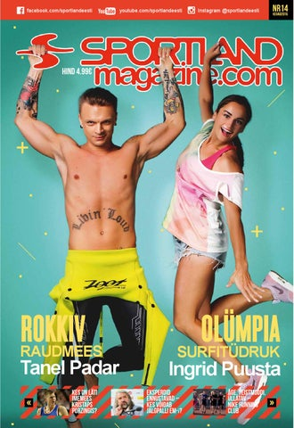 494722cf97a Sportland Magazine #14 by Sportland Eesti - issuu