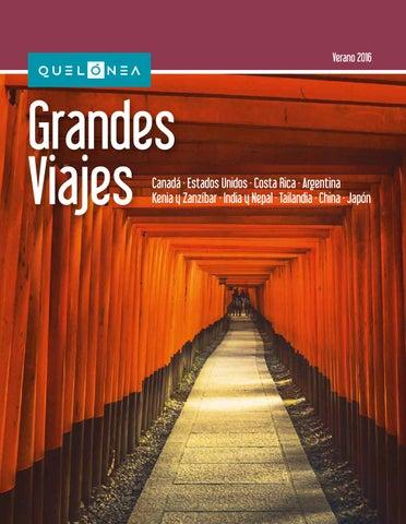 Q grandes viajes v16 original by Travelsens - issuu edcdd64e49