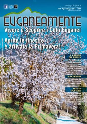 Rivista euganeamente colli euganei aprile maggio 2016 by euganeamente issuu - Aprite le finestre ...