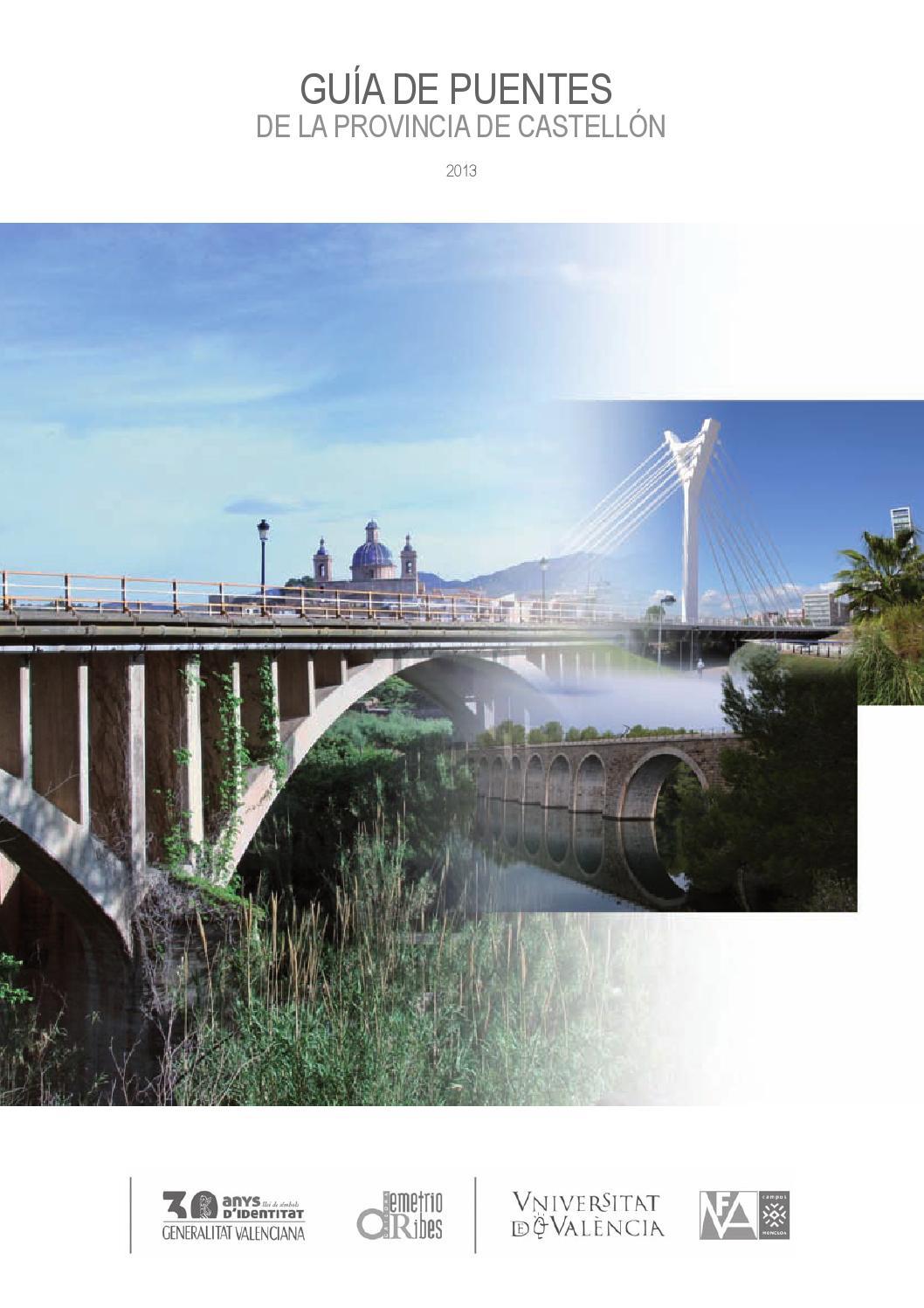 Resultado de imagen de puente ribelles mijares