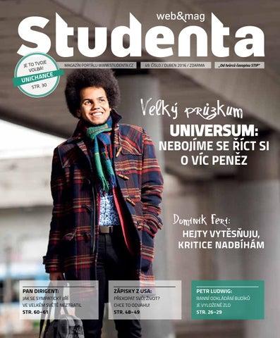 Studenta 49 Duben 2016 by Studenta - issuu 0c82b1e66c