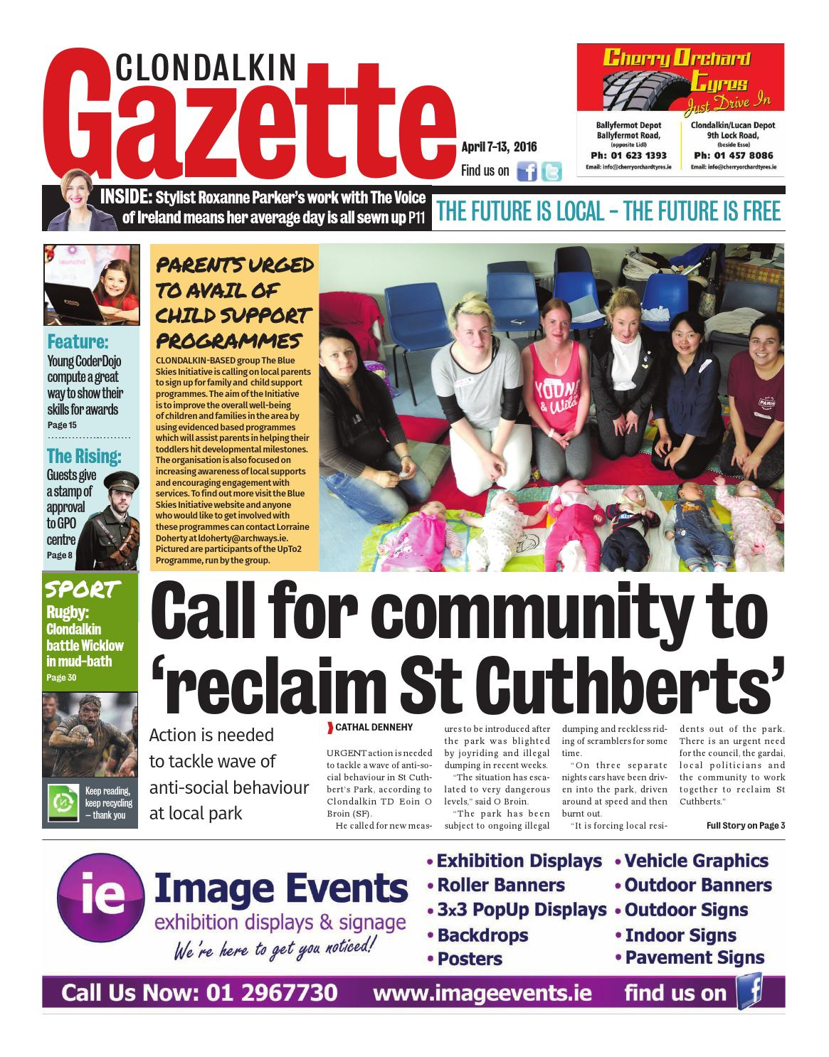 9835b48173 Clondalkin by Dublin Gazette - issuu