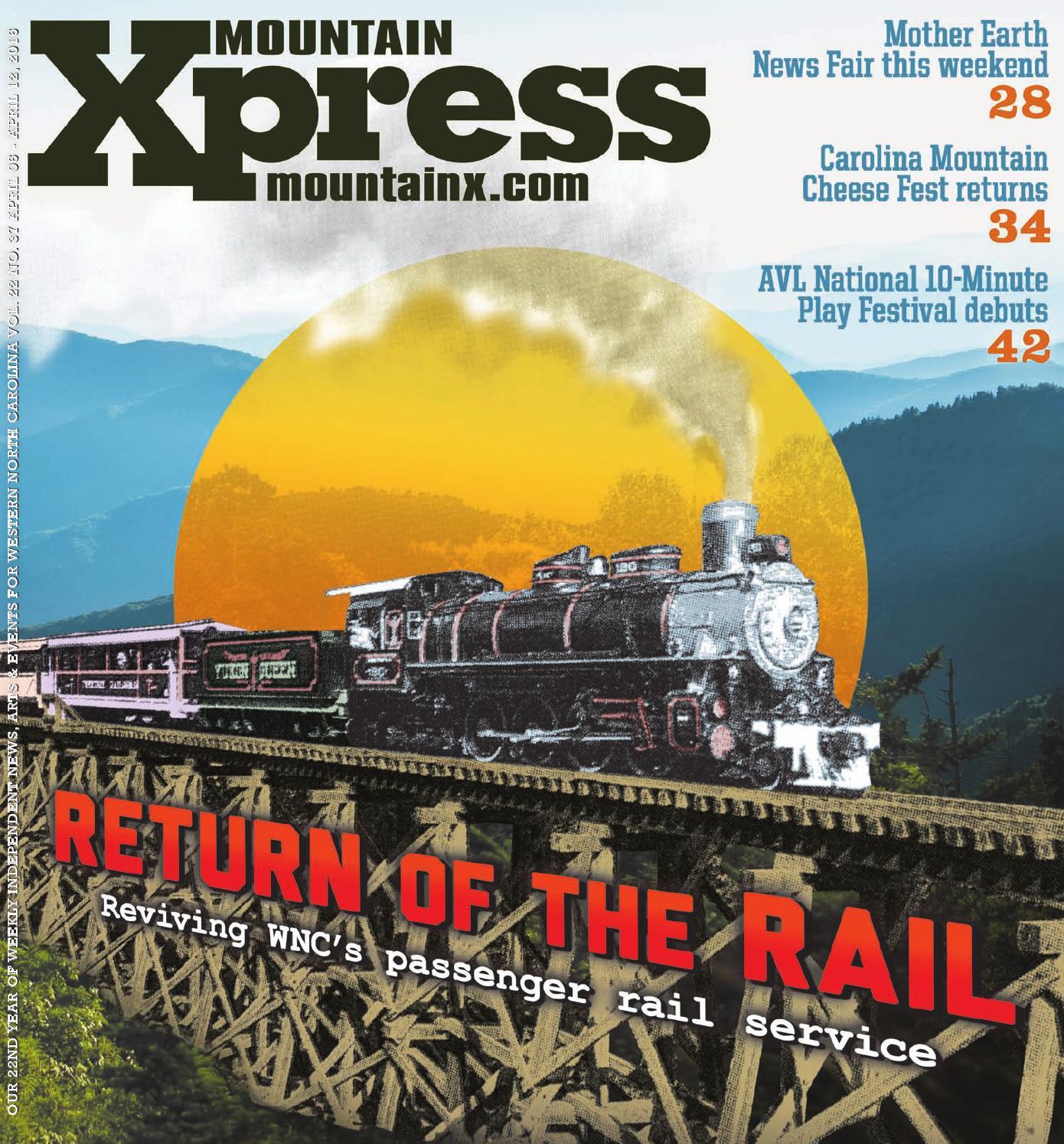 Mountain Xpress 04 06 16 by Mountain Xpress - issuu