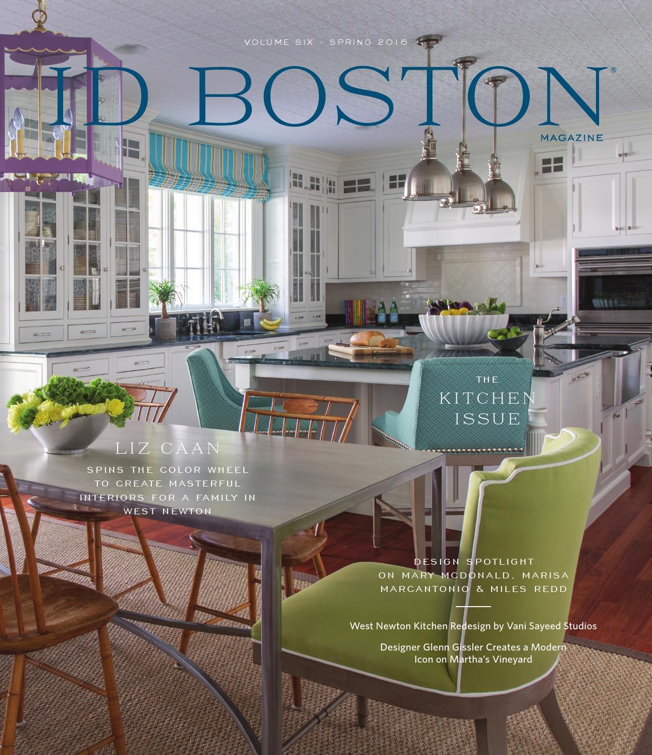 Id Boston Vol 6 By Bostondesigncenter