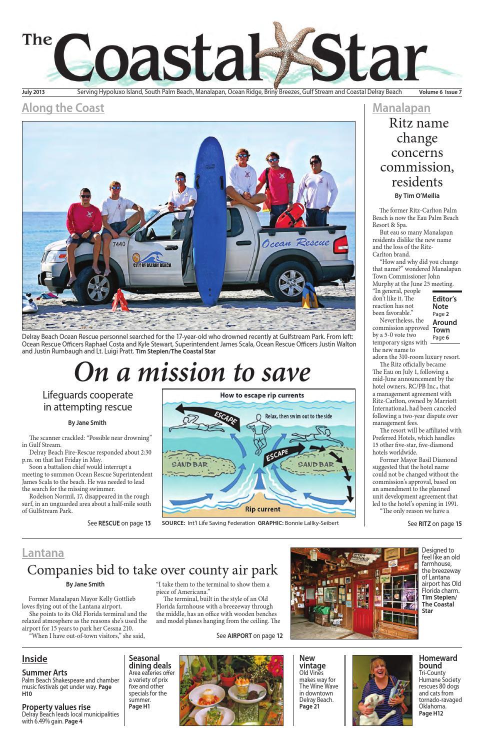 The Coastal Star July 2013 by The Coastal Star - issuu