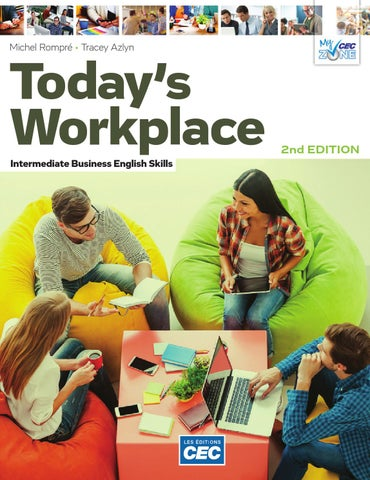 Todays workplace 2nd ed by les ditions cec issuu page 1 fandeluxe Gallery