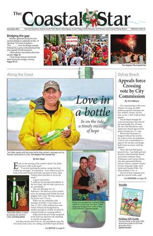 The Coastal Star December 2013 Boca by The Coastal Star - issuu