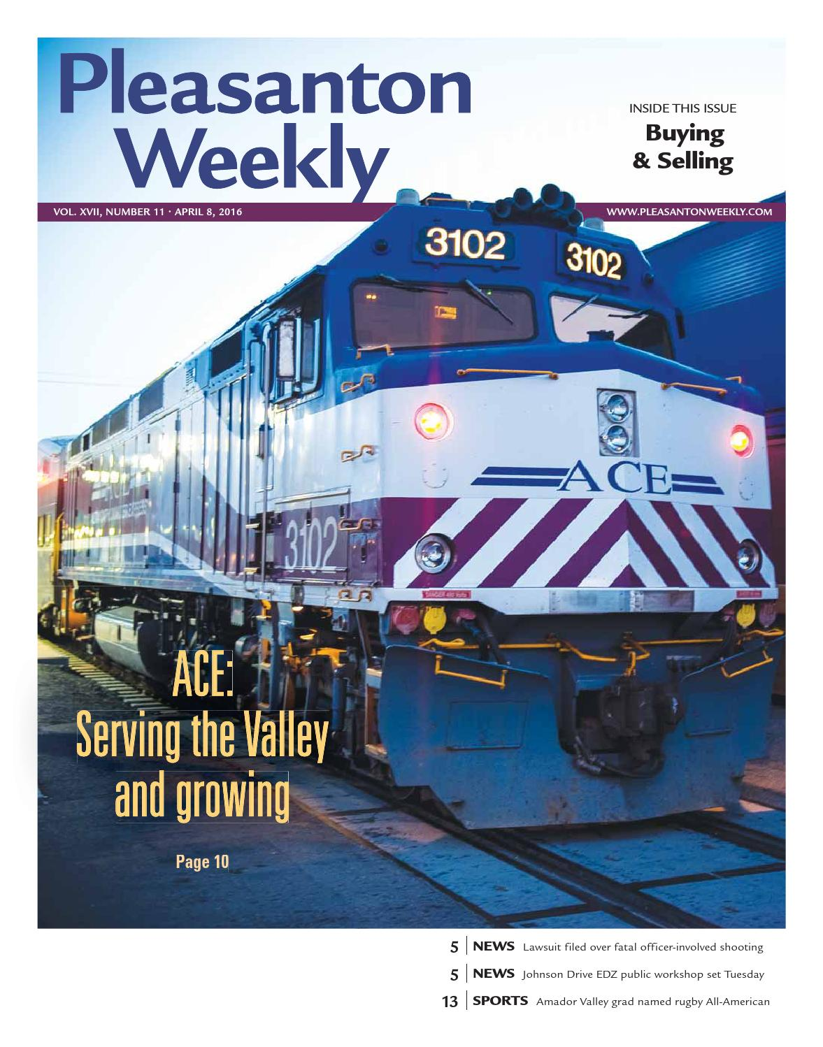 Pleasanton Weekly April 8, 2016 by Pleasanton Weekly - issuu