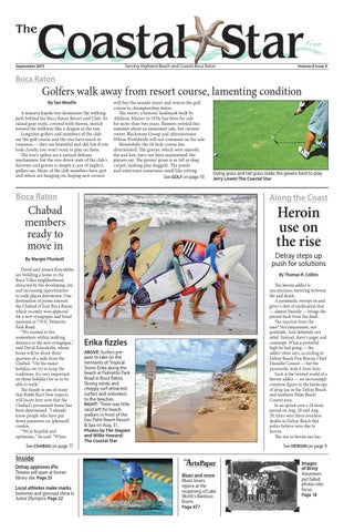 The Coastal Star September 2015 Boca by The Coastal Star - issuu